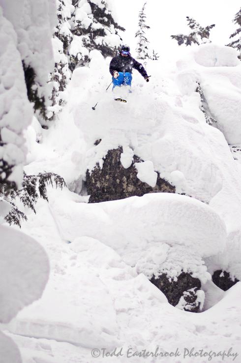 Whistler Blackcomb Skiing - Crystal Zone